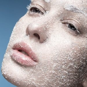 Microdermabrasion exfoliation and skin rejuvenation procedure Auckland