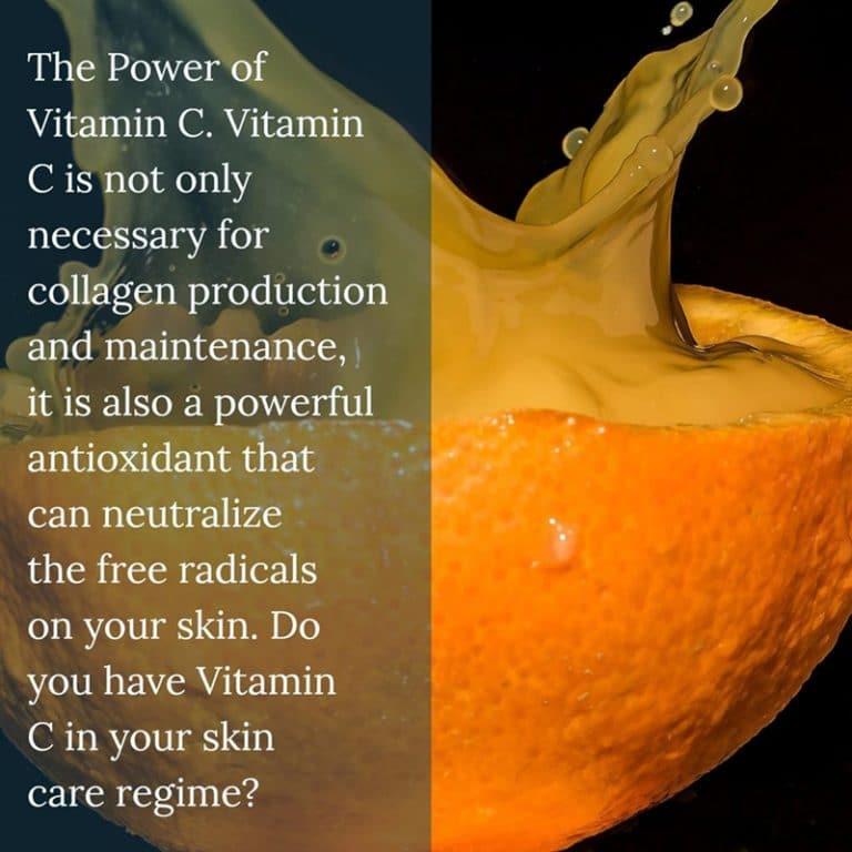 Vitamin C Debate for skin health nz