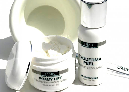 Exoderma and foamy lift set