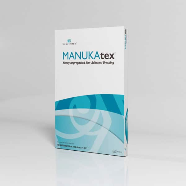 Medical grade manuka honey ManukaTEX