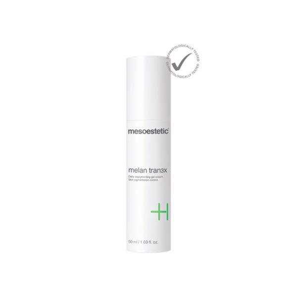 daily depigmenting gel cream conlogo